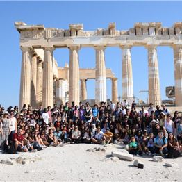 Student Life Training Camp - Greece (2015)