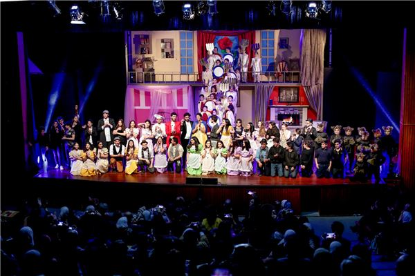"School Musical Production ""Beauty & the Beast"""